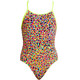 Funkita Diamond Back One Piece Swimsuit Girls Fireworks